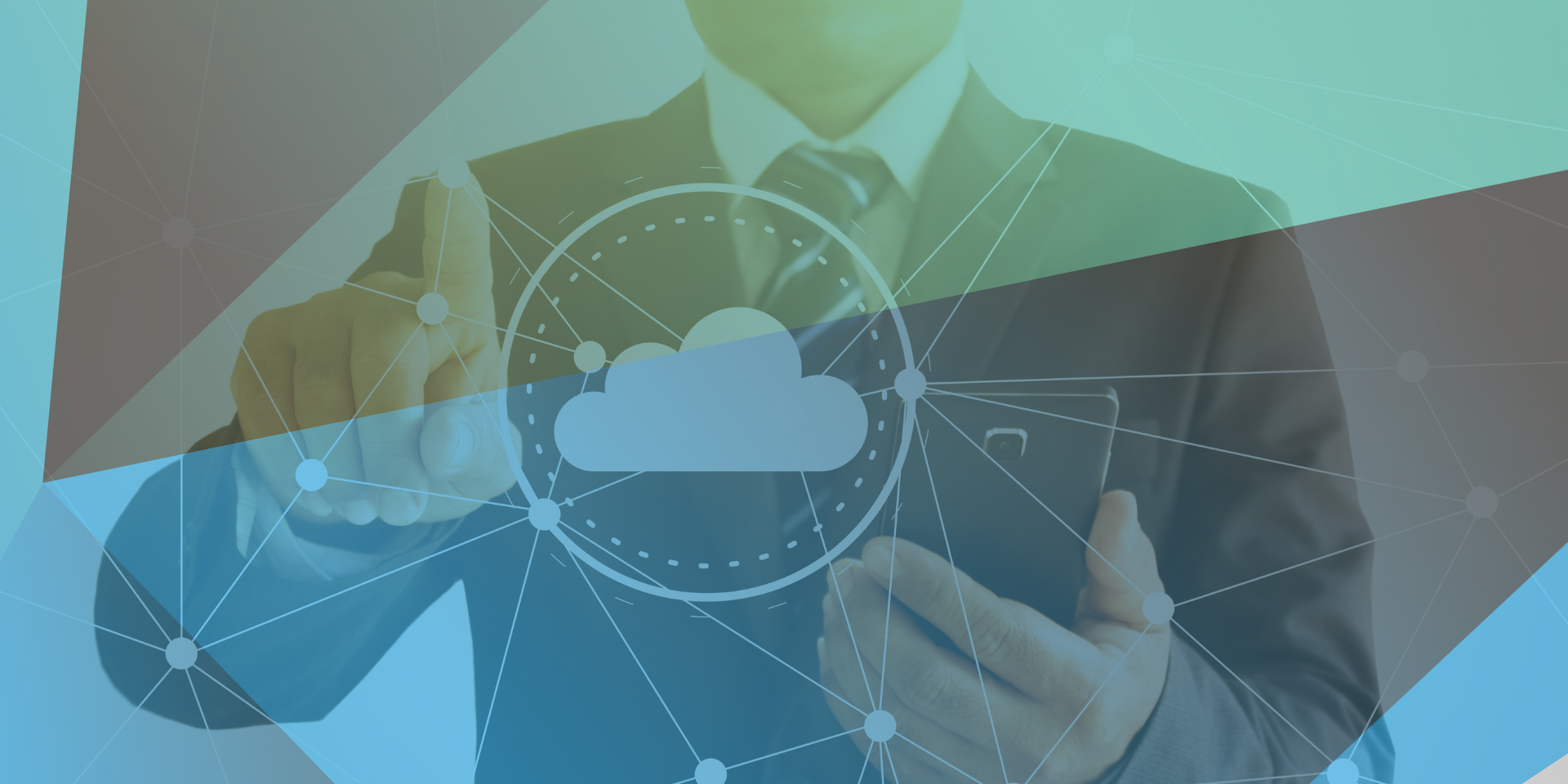 A network manager with the Cloud at their fingertips by utilsiing SD-WAN