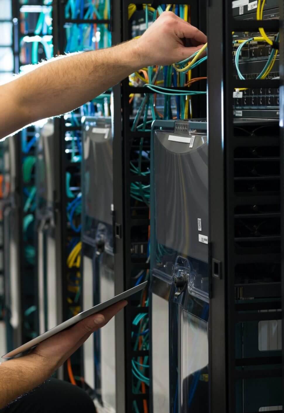 Virtual Datacentre Server